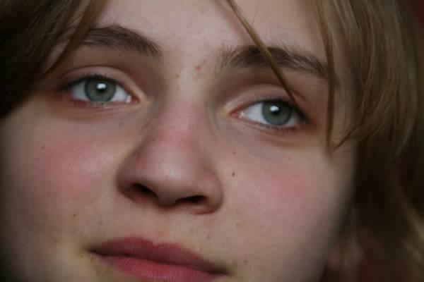 To oczy są zwierciadłem duszy :)