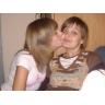 Ja z moją ukochaniutką Patrylka:] :* (dodane 12.04.2008)