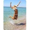 \'\'...wakacyjnie :),morze ,plaża to jest to heh:P\'\' (dodane 04.09.2011)